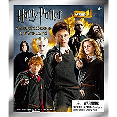 Harry Potter Series 1 Collectible Blind Bag Key Chains: Toys & Games