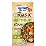 Kitchen Basics Organic Vegetable Stock, 32 fl oz
