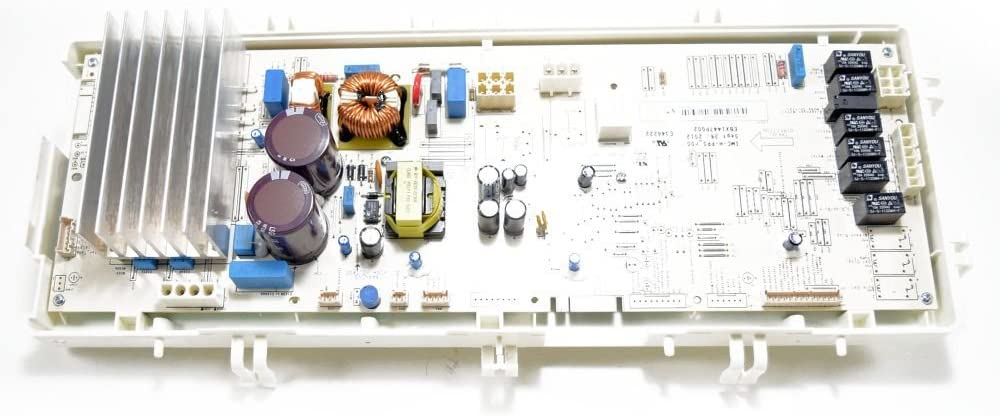 Ge WH12X26034 Washer Electronic Control Board Genuine Original Equipment Manufacturer (OEM) Part