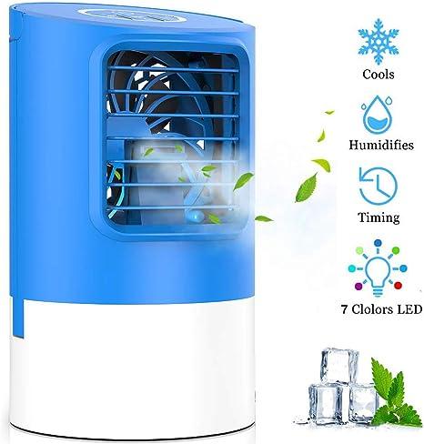 Arctic Ventilador de aire acondicionado portátil con 3 velocidades ...