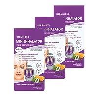 aspUraclip Mini-Inhalator relax (3er Pack)