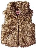 Kyпить Urban Republic Toddler Girls' Ur Faux Fur Vest, Brown, 2T на Amazon.com