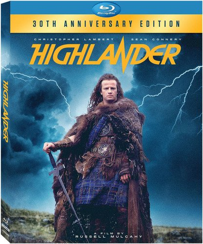 Blu-ray : Highlander (30th Anniversary) (Blu-ray)