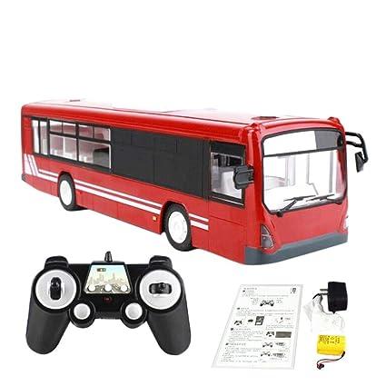 Maqueta autobús, 2,4 GHz Simulación de autobús de Control ...