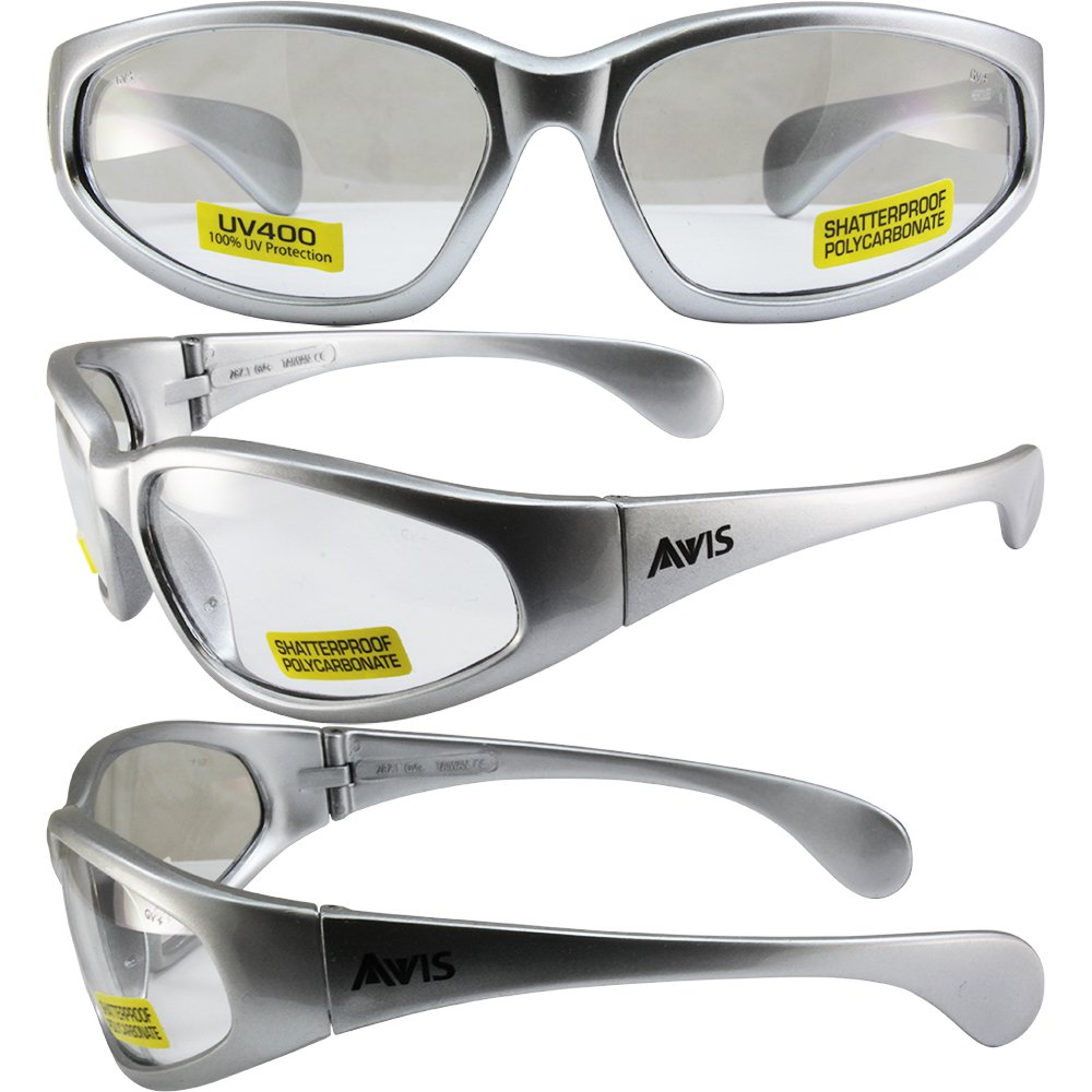 Eyewear Silver Global With Safety Hercules Vision Sunglasses Series 4jc3q5RLA