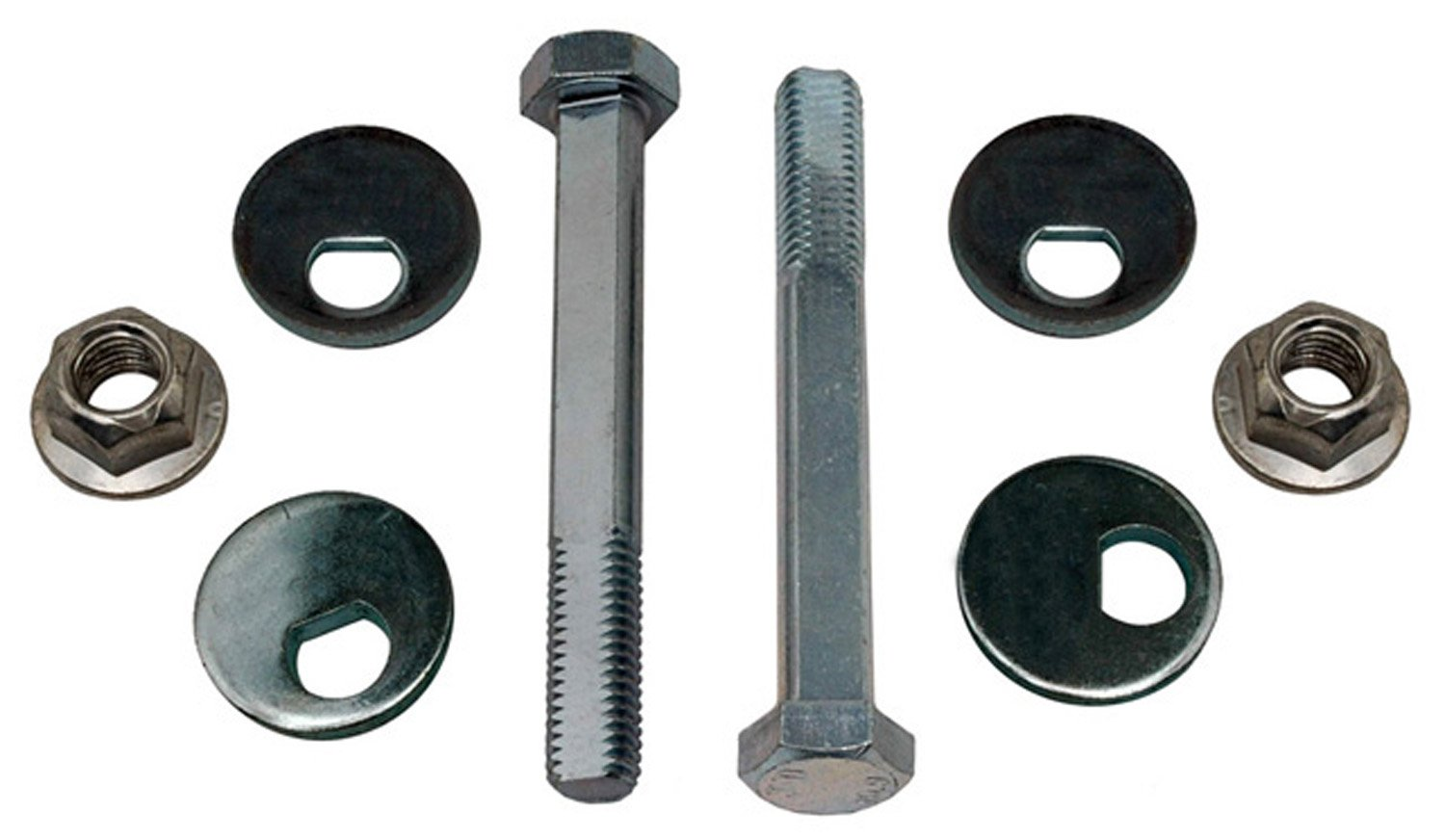 ACDelco 45K0181 Professional Front Caster/Pinion Angle Bolt Kit with Cams and Nuts