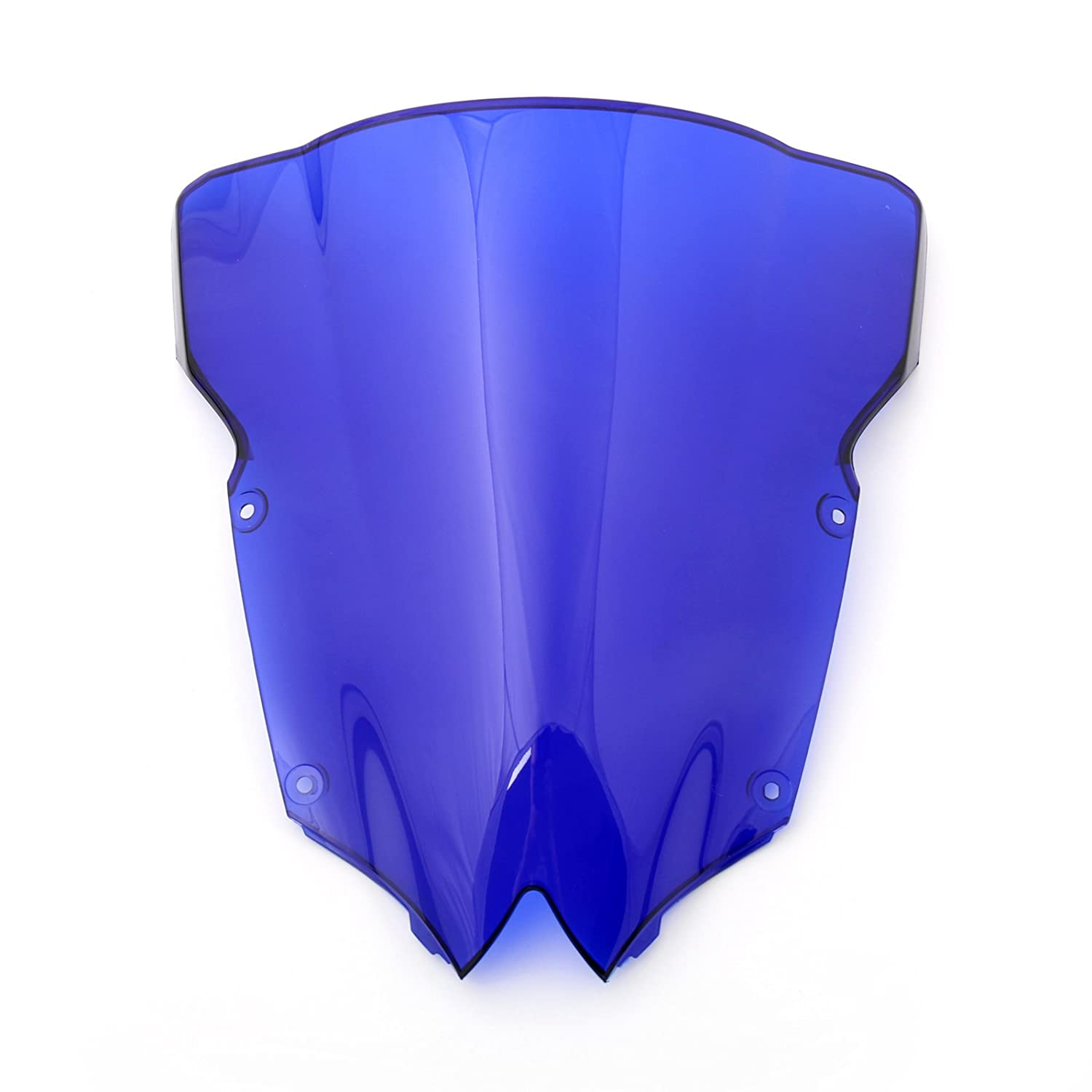 Areyourshop Windshield WindScreen Double Bubble For Yamaha YZF R6 600 2008-2016