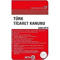 Türk Ticaret Kanunu (Cep Boy): Kavram Dizinli