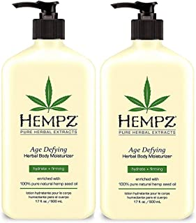 product image for Hempz Age Defying Herbal Body Moisturizer 17 oz 2-Pack