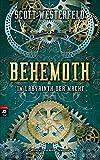 Behemoth - Im Labyrinth der Macht (Die Leviathan-Trilogie, Band 2)
