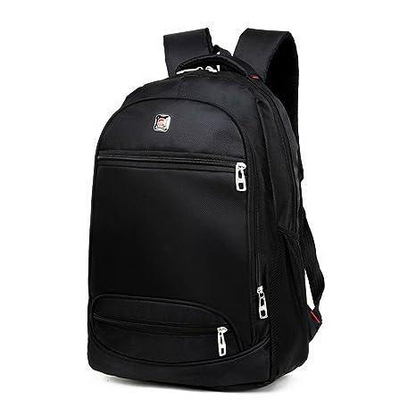 """Waterproof Travel Backpack Men 15/"""" 15.6/""""Laptop multifunction Outdoor School Bag"""