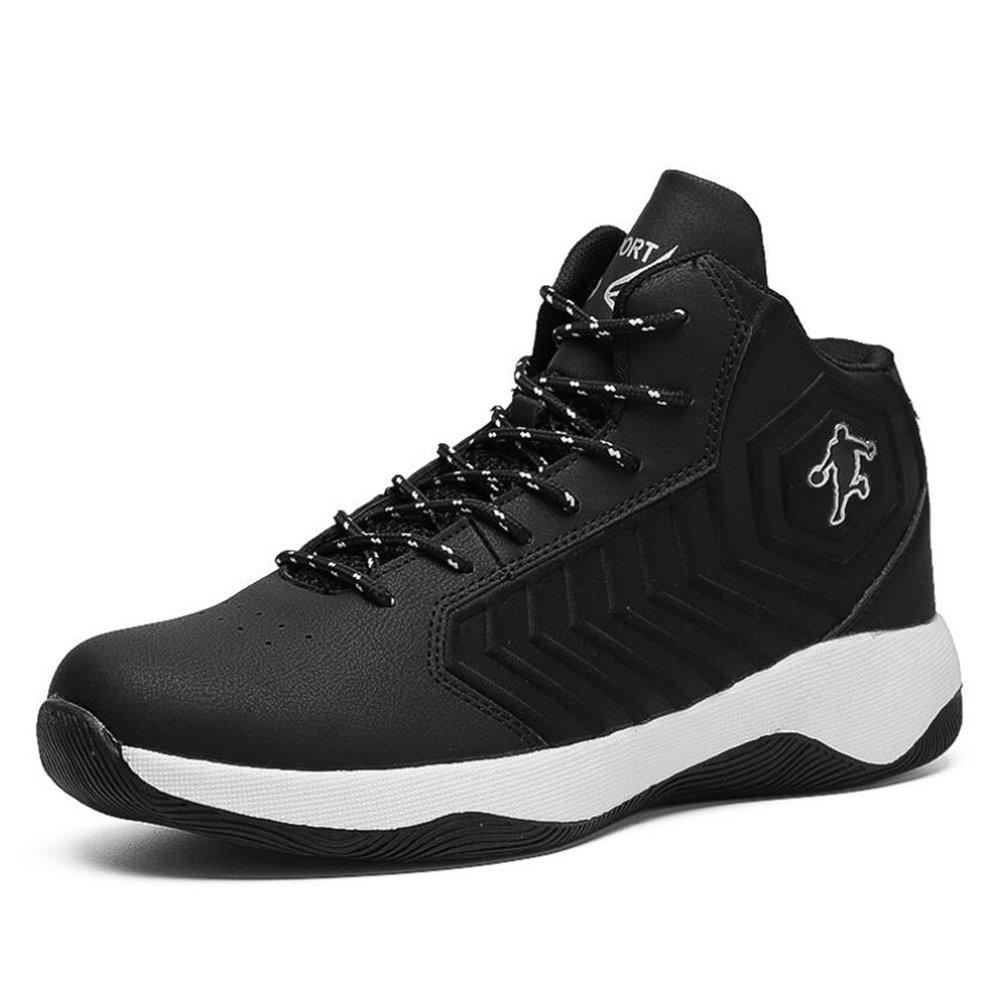 Zapatos de Hombre PU Spring Fall Comfort Zapatos Atléticos Zapatos de Baloncesto Botines con Cordones/Botines Para Exteriores Deportivos 42 EU|B