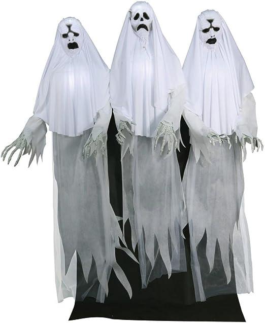 Disfraz de fantasma Trio animados para decoración de Halloween ...