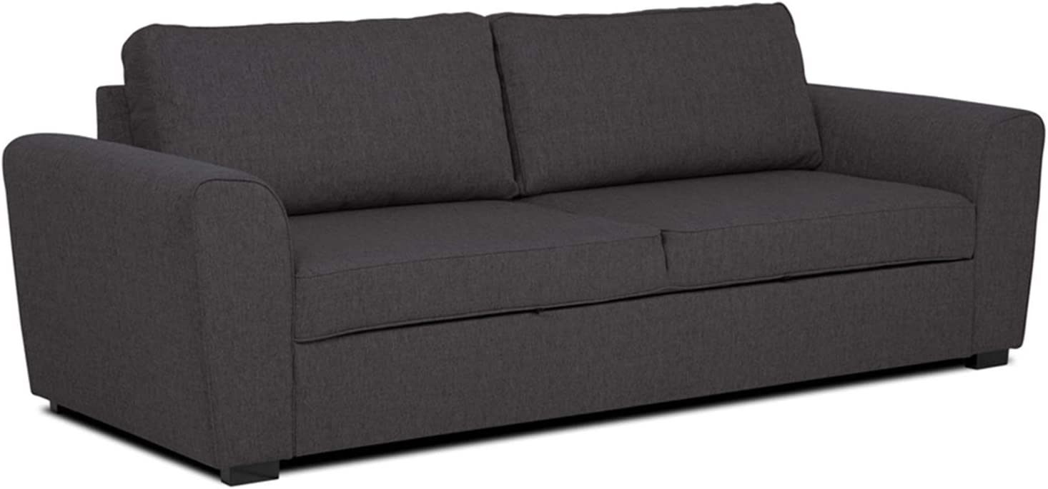 Confort24 Paul Sofa Cama 3 Plazas en Tela: Amazon.es: Hogar