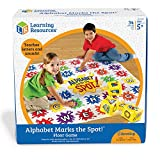 Learning Resources Alphabet Marks The Spot Floor