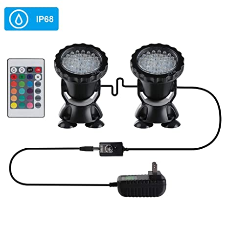 10w 12v Waterproof Ip68 Led Light Under Water Rgb Led Pond Lights Underwater Light Lamp Warm Cold White Ul Ce Led Underwater Lights Led Lamps