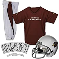 $24 » Franklin Sports NFL Kids Football Helmet and Jersey Set - NFL Youth Football Uniform…