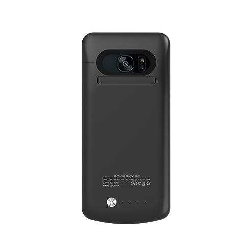 Samsung Galaxy S7 Edge Funda Cargador de batería para copia de ...