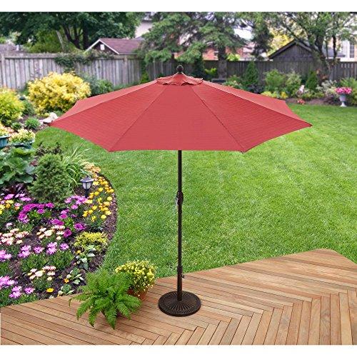 Better Homes & Gardens 9' Market Umbrella, (Best Better Homes And Gardens Umbrellas)