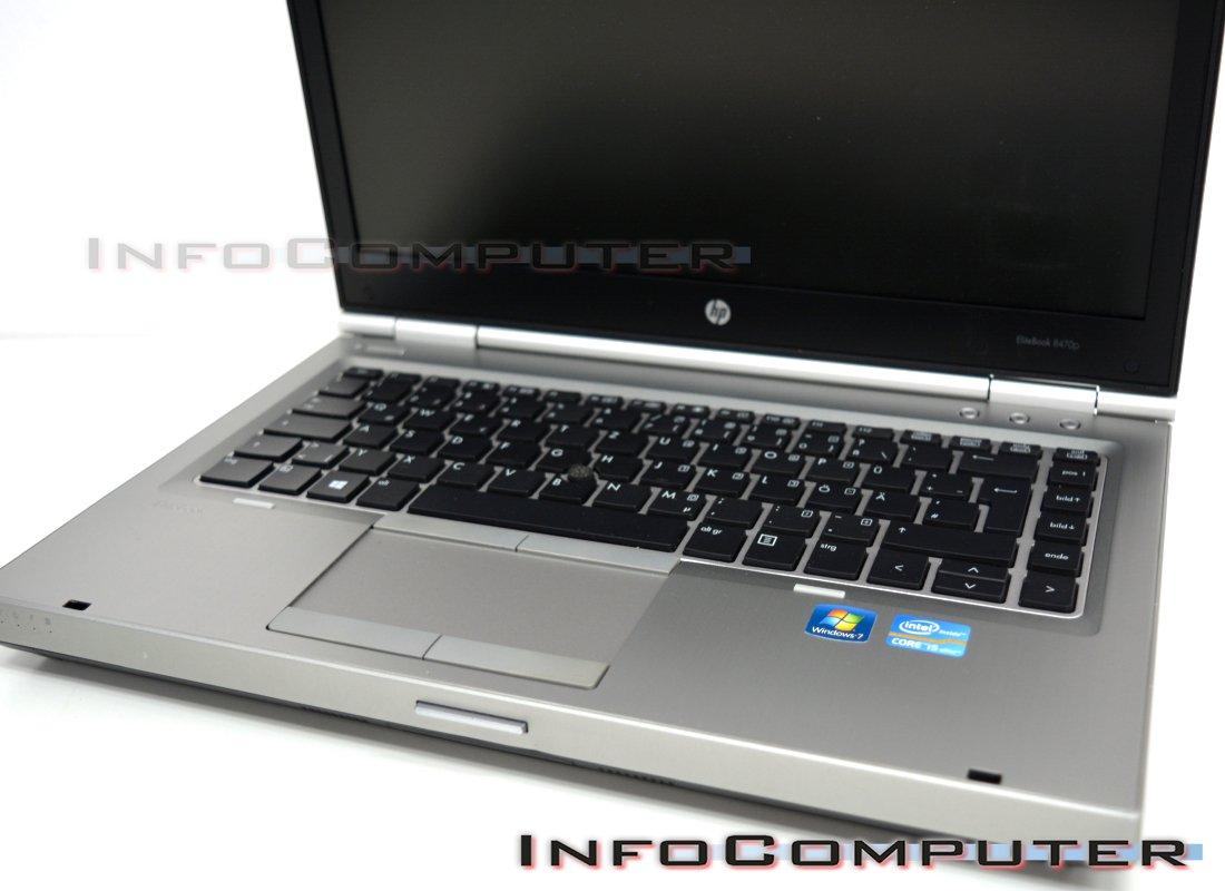 Portátil HP 8470P (14