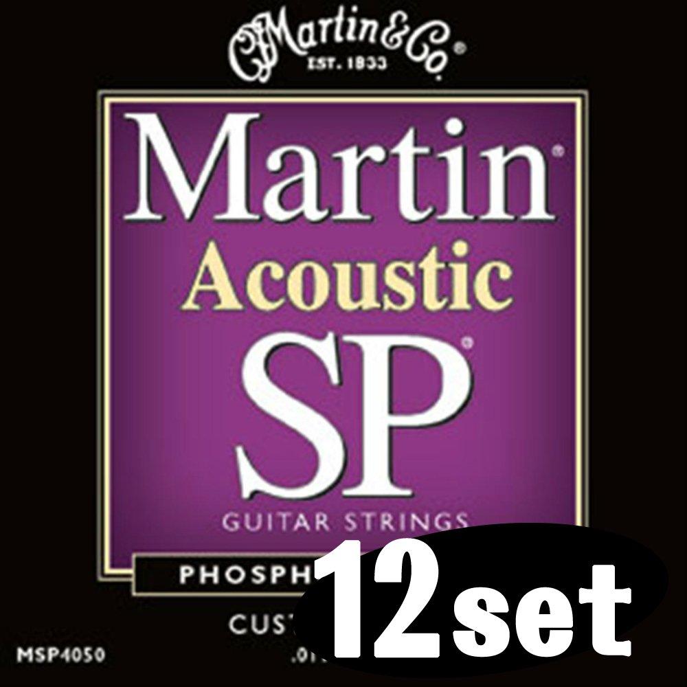 Martin マーチン アコースティックギター弦 MSP-3200 ミディアム x12セット 【国内正規品】 B009X4LZTE  013.056 Bronze