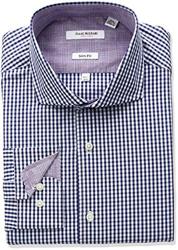 isaac-mizrahi-mens-slim-fit-end-on-end-cut-away-collar-dress-shirt-fuchsia-16-neck-34-35-sleeve