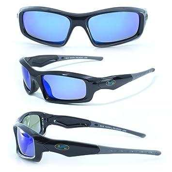 Bluewater Riptide polarizadas gafas de sol Negro Marcos G ...