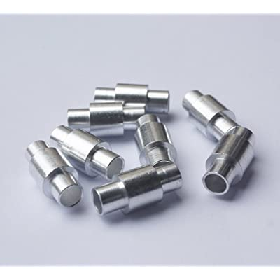 Aluminum Spacers Inline Rollerblade Axle Aluminum Speed Spacers for 6mm Axles 8-Pack in Sports and Outdoors