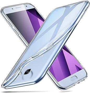 esr Funda para Samsung A5 2017, Funda Galaxy A5 Transparente Suave ...