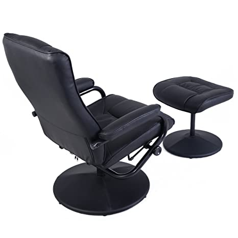 Fabulous Amazon Com Adjusting Recliner Chair Swivel Armchair Lounge Ibusinesslaw Wood Chair Design Ideas Ibusinesslaworg