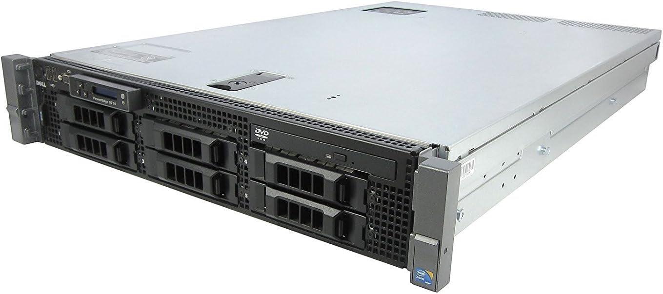 Dell PowerEdge R710 - 2x2.4GHz Quad Core Xeons / 12GB / 4x146GB SAS