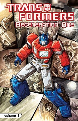 Marvel Transformers Comics - Transformers: Regeneration One Volume 1