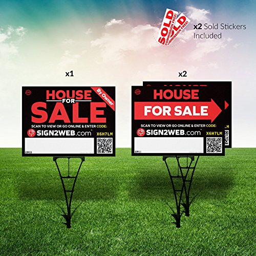 WEB ENABLED For Sale By Owner Real Estate Kit