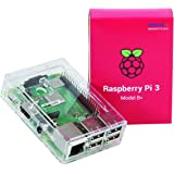 Raspberry Pi Official 3 Model B+ With Case