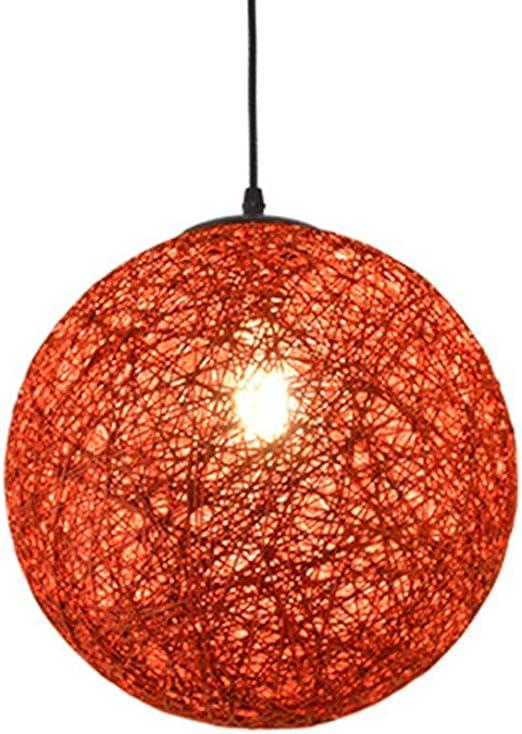 Lámpara de jaula cubierta de la lámpara de techo simplicidad ...