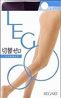 (LEGOO) ゾッキオールスルーストッキング 切替ゼロ (M-L・L-LL) 日本製 レディース