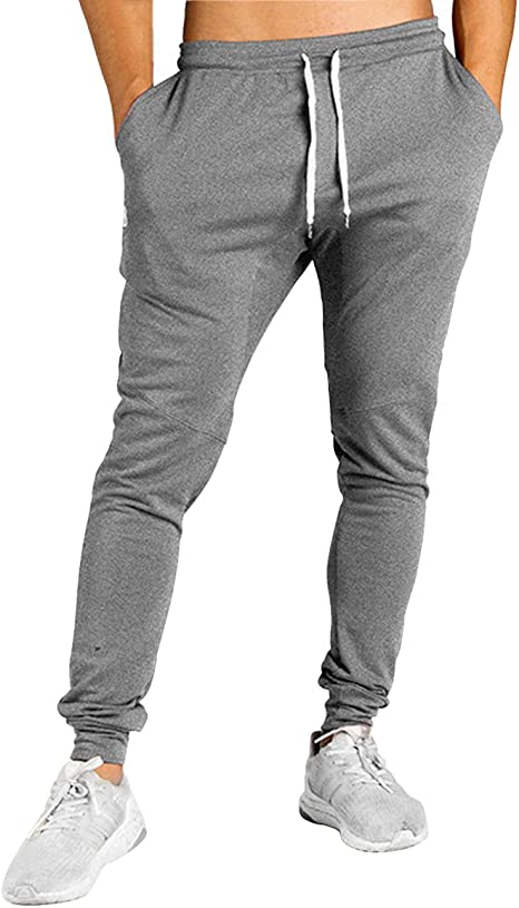 Minetom Pantalones Hombre Deportivos Jogger Moda Casual ...