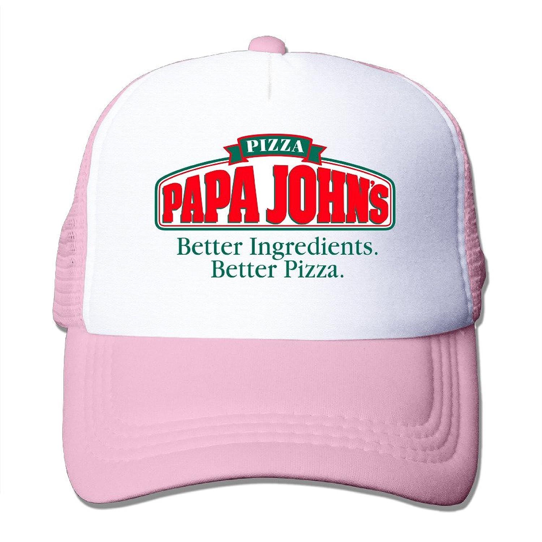 amazon com ancatt papa john adjustable snapback cap baseball hats