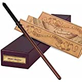 Wizarding World of Harry Potter Interactive Draco Malfoy Wand Brown