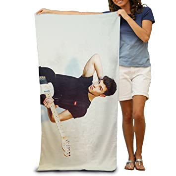 Unisex Shawn Mendes natación toalla/toalla de baño/toalla de Custom 31,5