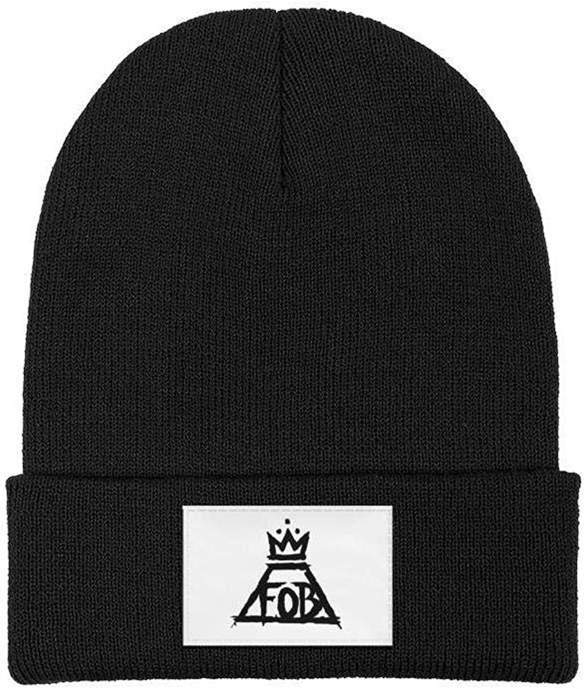YJRTISF Popular Music Stay Warm Knit Caps Vintage Trending Knitting Beanie Hats for Men