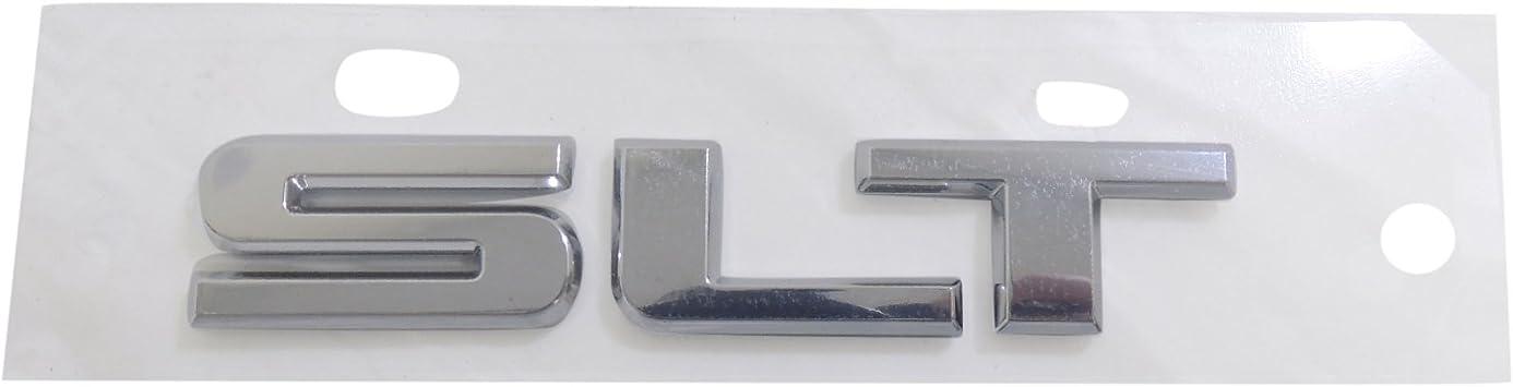 Genuine GM 15001733 C-Pillar SLT Nameplate