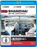 PilotsEYE.tv 03. SHANGHAI: Zuerich - Shanghai A340. Cockpitflight SWISS A340 Engine Out   Bonus: Crew Visit Expo 2010 [Alemania] [Blu-ray]
