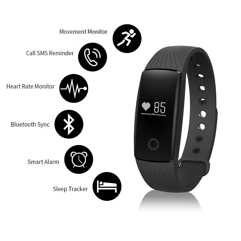Tracker d'activité/sommeil RIVERSONG®