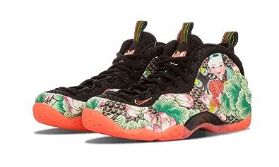 Nike AIR Foamposite ONE YOTS QS \u0027Tianjin\u0027 - 744307-001 -