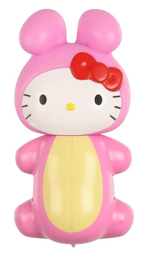 Producto oficial de conejo de Sanrio Hello Kitty Flipper Soporte para cepillo de dientes