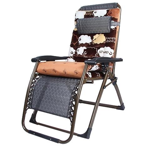 Reclinables Duo Silla Plegable Zero Gravity Lounge Chair ...