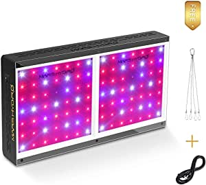 MARS HYDRO Led Grow Light Full Spectrum for Hydroponic Indoor Plants Growing 600W