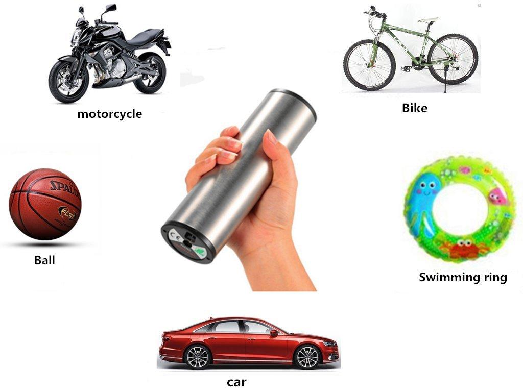 Amazon.com: Batería Recargable de litio-ión suplor Mini aire ...
