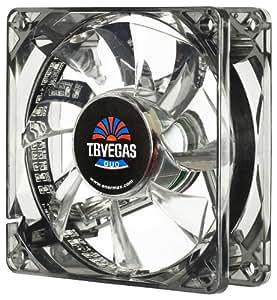 Enermax T.B. Vegas Duo - Ventilador para ordenador (80 mm)